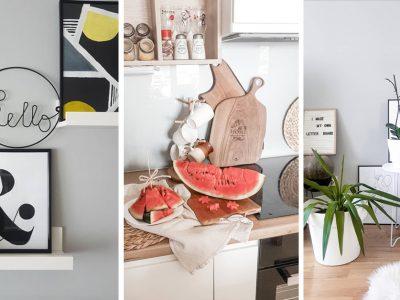 Инспирирајте се од Инстаграм профилот на @elena.alac и внесете некоја промена во уредувањето на вашиот дом