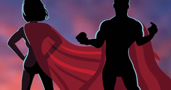 Овен – Супермен