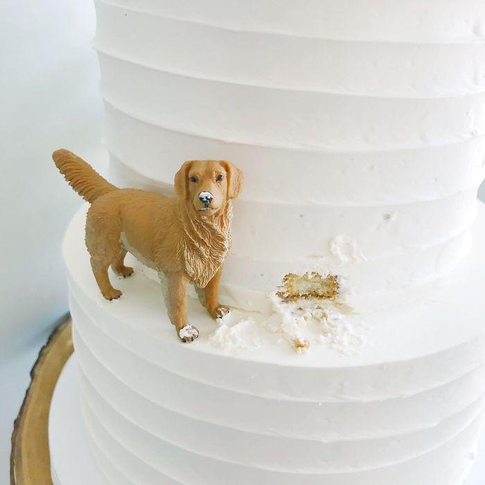 """(18)Талентираната слаткарка Дарси работи во слаткарницата """"Кејк"""" во Канада, која е популарна помеѓу локалните жители по своите уникатни креации на свадбени торти."""