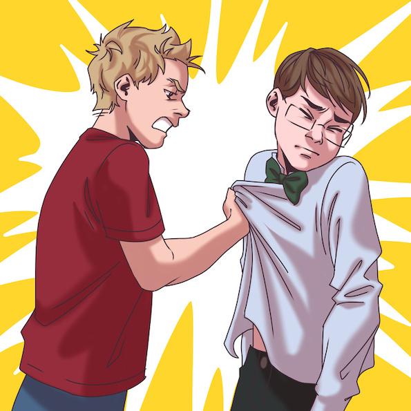 Осум причини поради кои децата малтретираат други деца