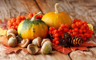 Евтини есенски декорации кои ќе го разубават вашиот дом