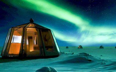 Како ќе изгледа најсеверниот хотел во светот?