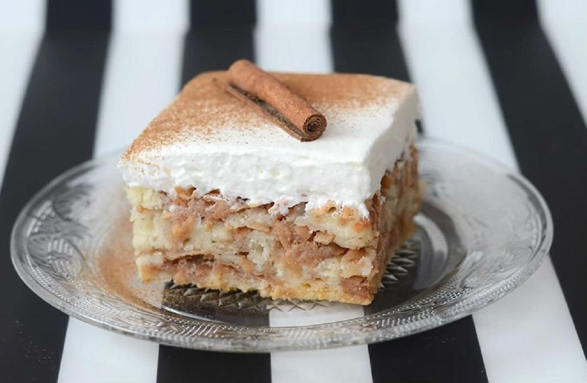 Вкусно и едноставно: Брз колач од јаболки