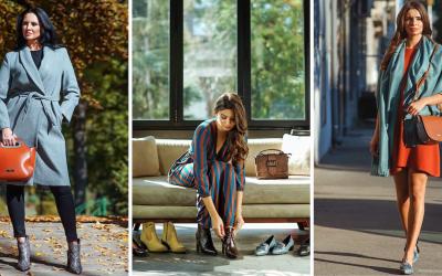Поглед кон новата есенска колекција на Biana Shoes