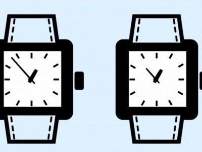 Еден од овие два часовника е вистински, а другиот е играчка – можете ли да погодите кој е кој?