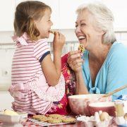 Баба - една од најважните личности во животот на детето