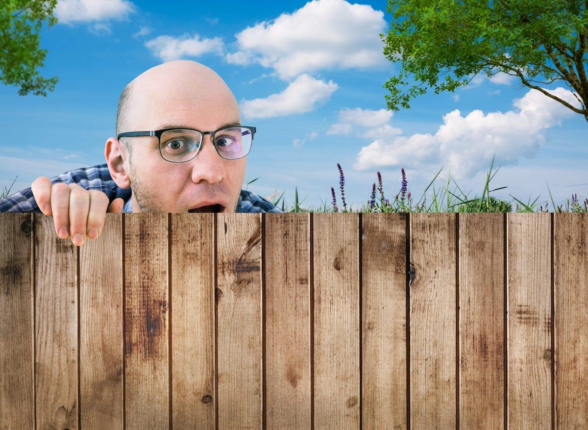 Како да се справите со соседите-шпиони?
