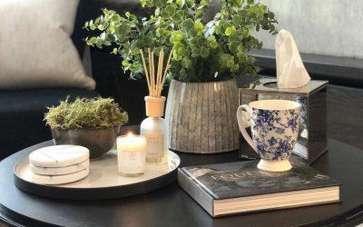 Употребете ги книгите како совршен детаљ за уредување на домот