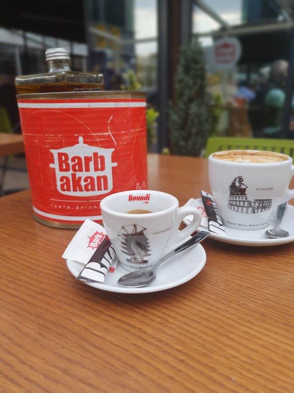 Кое кафе си ти - провери во Барбакан!