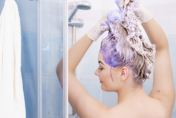 Како да имате руса боја на коса без жолтило?