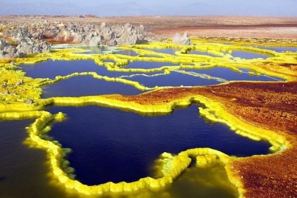 Научниците пронајдоа место на Земјата каде што не може да се развие живот