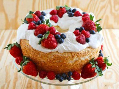 Ангелски колач – наједноставното слатко волшепство!