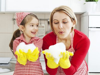 Како вашите деца можат да ви помогнат во извршувањето на домашните обврски?