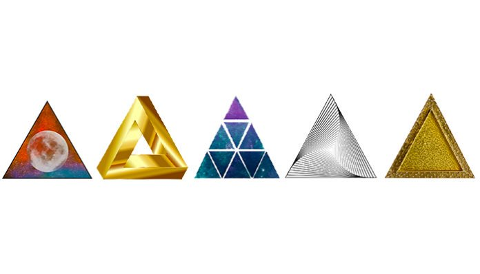 Кој триаголник ќе го изберете? Овој краток тест ќе ве изненади