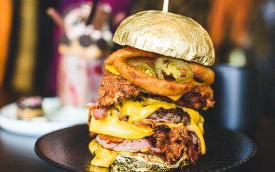 Ова е најскапиот хамбургер на светот!