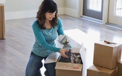Испробајте ја новата техника за средување во домот: 4 кутии за спас од нередот