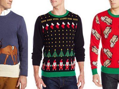 """Кратка историја за """"грдиот"""" божиќен џемпер"""