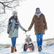 Зошто зимската прошетката е најдоброто нешто што можете да го направите за себе?