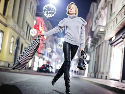 Хеланките се враќаат во мода: Следете го ова правило за да не направите погрешна комбинација