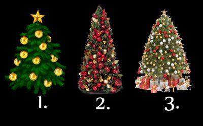 Изберете елка и дознајте кога ќе ја сретнете вашата љубов