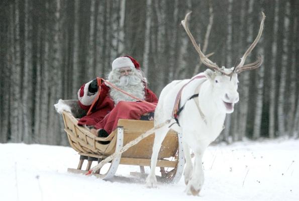 Каде навистина живее Дедо Мраз?