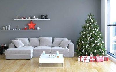 Неодоливи идеи како да ги украсите ѕидовите за новогодишните и божиќните празници