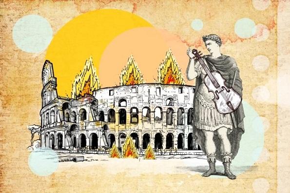 Осум славни историски моменти што всушност не се случиле