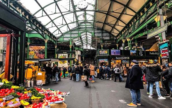 5 пазари за храна што треба да ги посетите во 2020 година