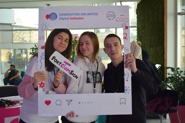 Млади иноватори креираа дигитални решенија за инклузија на деца и млади со попреченост
