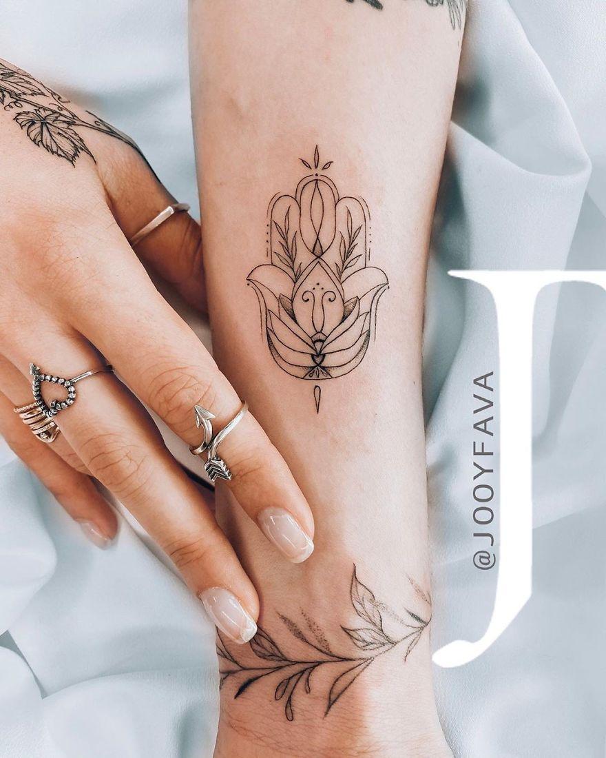 Најдобрите тетоважи за 2019 година