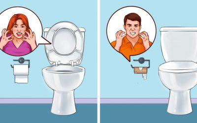 12 смешни разлики помеѓу мажите и жените
