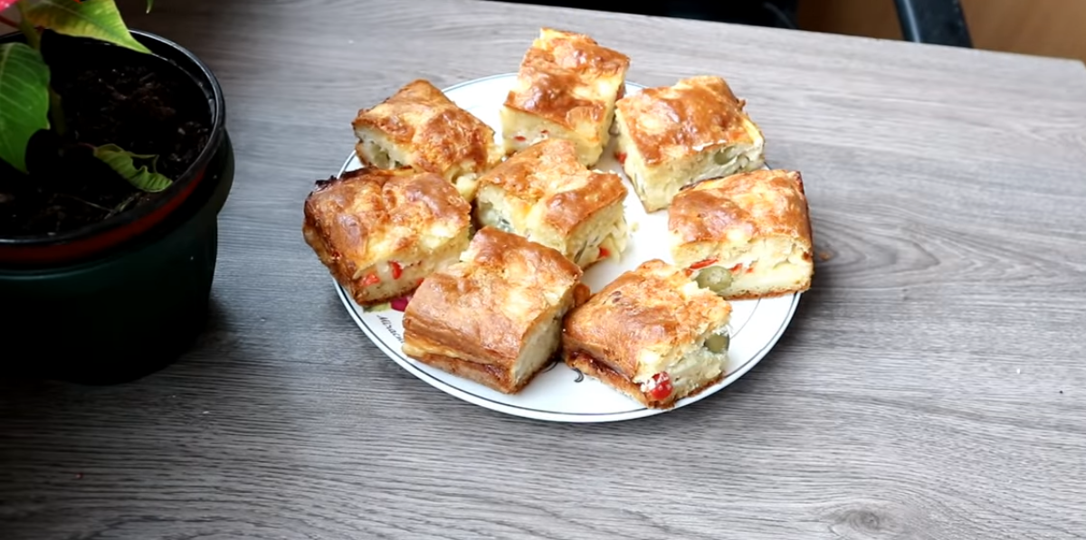 Рецепт на денот: Пита со павлака и сирење