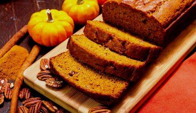 Рецепт за домашен леб од тиква
