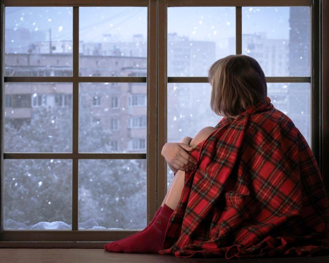 Што се случува со вашиот мозок кога наутро ќе видите снег низ прозорецот?