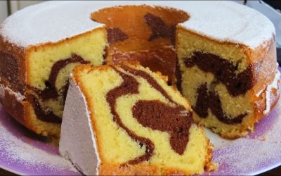 """""""Мраморниот колач"""" е слатко задоволство за целото семејство"""