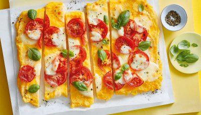 Семејна пица од палента – подобра и од класичната!