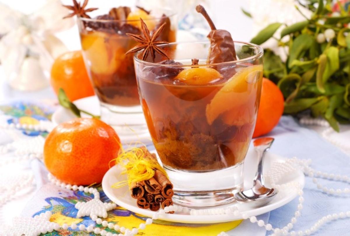 Совршен десерт за посната бадникова трпеза: Компот со суво овошје