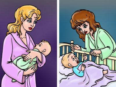 12 илустрации што покажуваат дека мајките се вистински хероини