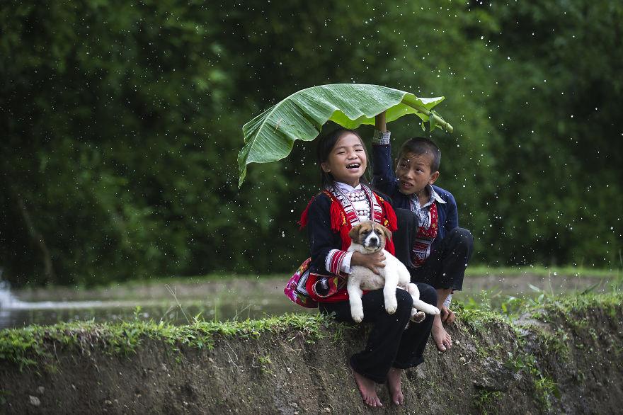 """Фотографи од целиот свет одговараат на прашањето """"Што е пријателство?"""""""