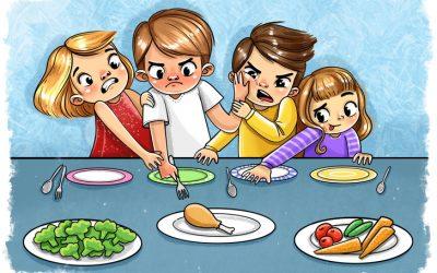 10 илустрации што го опишуваат животот со браќа и сестри
