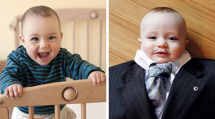 Бебињата родени со големи глави се со поголема веројатност да бидат интелигентни кога ќе пораснат