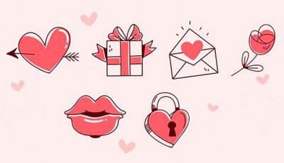 Изберете љубовен симбол и дознајте ја вашата љубовна судбина