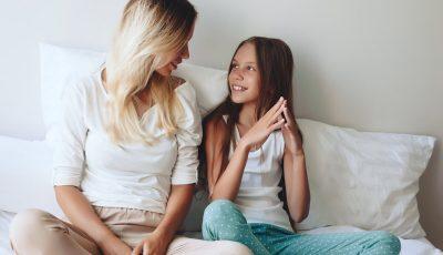 Што треба да им кажете на ќерките во најчувствителните години?