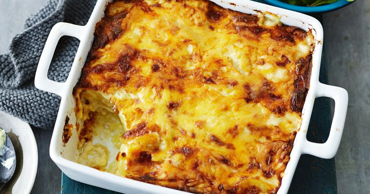Царски компир: Комплетен ручек или гарнир за риба или месо