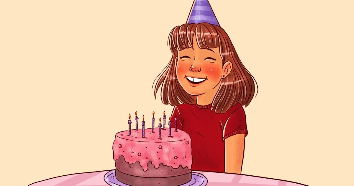 Една студија открива зошто прославувањето на родендените на децата е важно?