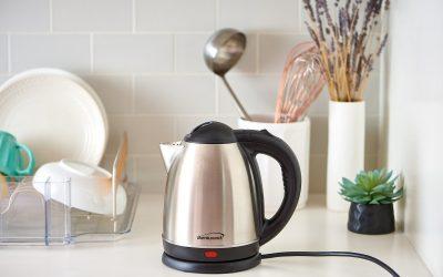 Како да го отстраните бигорот: домашни методи за чистење на електричниот бокал за вода