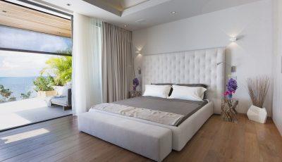 Мелем за очи и душа: 10 докази дека спалната соба со тераса е сон!