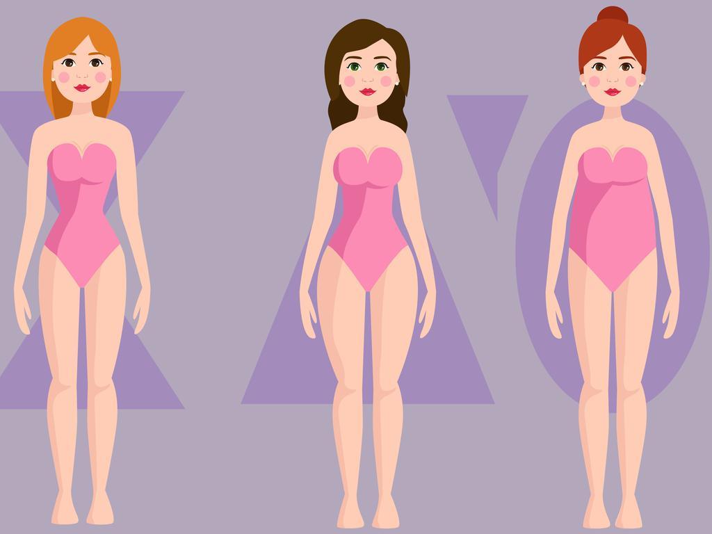 Здравствени ризици: Дали вашето тело има форма на круша, јаболко или песочен часовник?