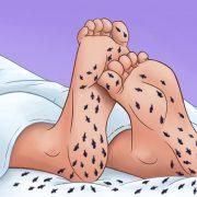 10 начини на кои вашето тело ви кажува дека нешто не е во ред во вашиот организам