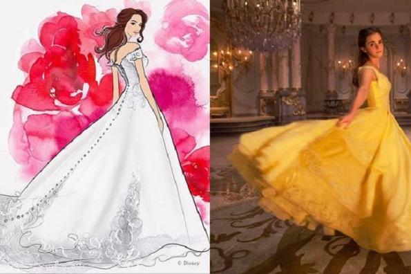 Тие се толку романтични! Дизни ја создаде првата колекција венчаници инспирирана од нивните принцези